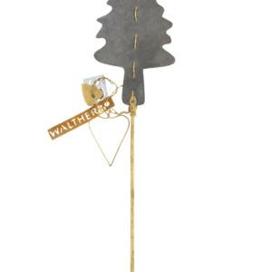 Pic de décoration sapin Walther Hauteur 36cm