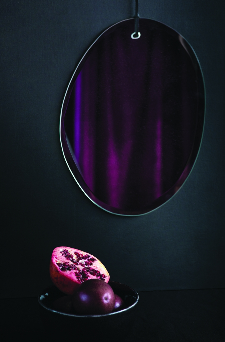 M nuance miroir biseauté Miroir M nuance 25/32 cm