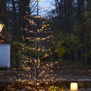Sapin lumineux 1,60m Sirius Isaac Chris Intérieur Extérieur