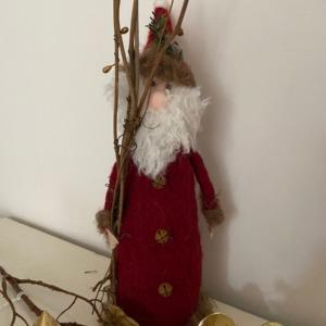 Père Noël - Côté Table - Hauteur 32cm
