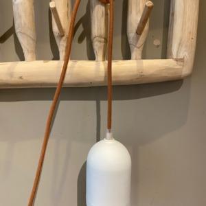 Baladeuse en porcelaine - Valérie Delobal - Coloris « chablis » 11x8,5