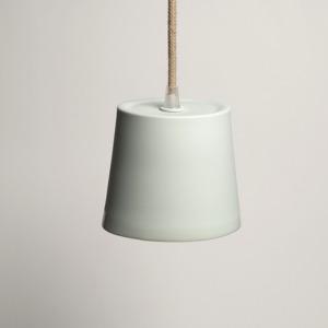 Baladeuse en porcelaine - Valérie Delobal - Coloris « vert aqua » 11x12