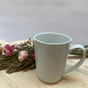 Mug - Porcelino de Pomax - Diamètre 8cm et H 11cm