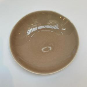 Assiette à pâtes en grès, Jars céramistes, Tamaris, Diamètre 23cm, H 4,5cm, service Maguelone