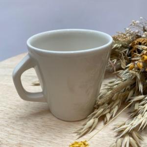 Mug en grès Jars Céramistes Contenance 30cl Coloris Craie